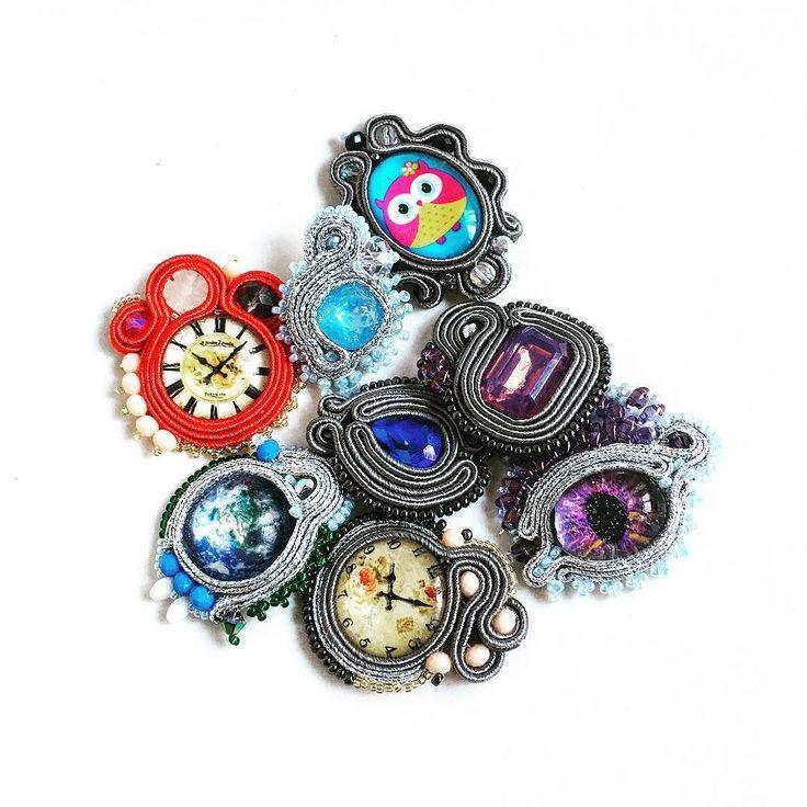 M'e' preso un attacco di soutache acuto e ho deciso che sul sito non c'erano abbastanza anelli  quindi ecco i prossimi arrivi #workinprogress !! . . . #archidee #becreative #bepositive #soutache #soutachejewelry #soutachemania #soutaches #handmade #handmadejewelry #supporthandmade #madeinitaly #rings #anelli #fashionjewelry #instajewelry #jewelgram #fashiongram #fashionista #jewelryblogger