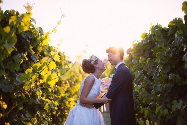 Vineyard Wedding Photograph | Chic Italian Wedding | Infraordinario Studio Fotografico | Bridal Musings Wedding Blog 27