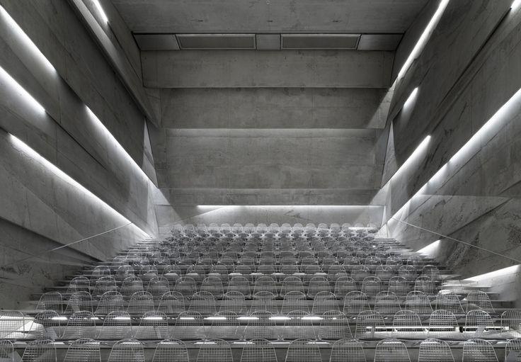 Gallery of Concert Hall Blaibach / peter haimerl.architektur - 20