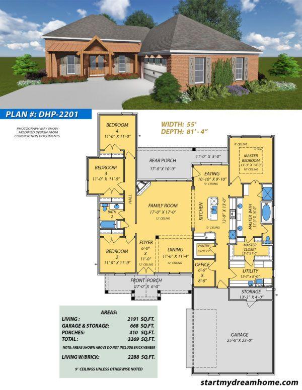 Start My Dream Home Plan 2224 Start My Dream Home In 2020 House Plans Dream House Plans Lake House Plans