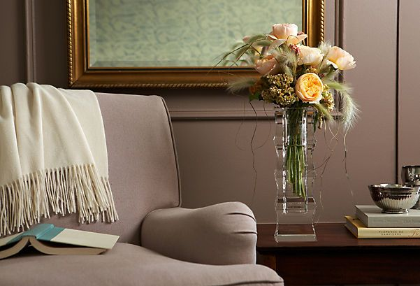 living room flower arrangements artful arrangements beautiful feathers and a beautiful 15854
