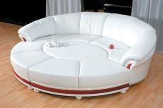 Непривычный дизайн дивана