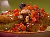 Herb Roasted Chicken, recipe courtesy of Chef Anne Burrell