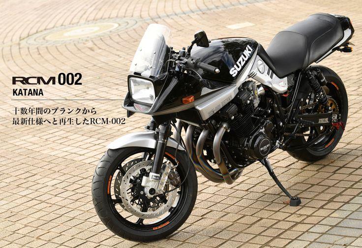 RCM-002 / KATANA
