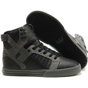 Find Supra Skytop Black Grey Bump Men's Shoes Top Deals online or in  Pumacreeper. Shop Top Brands and the latest styles Supra Skytop Black Grey  Bump Men's ...