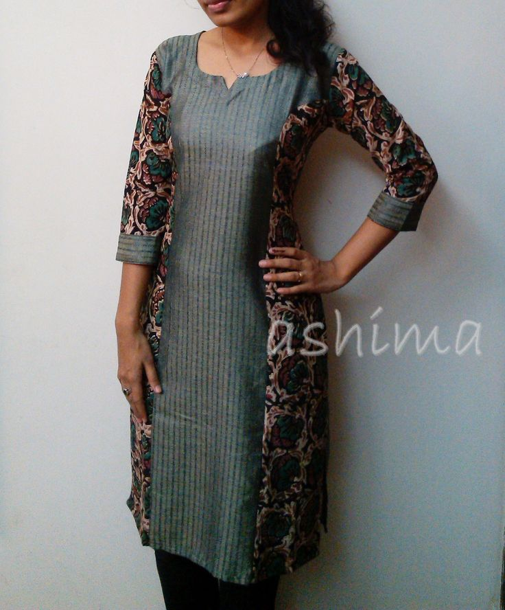 Code:0911150-Silk Cotton Kurta Price INR:790/- All sizes available./ Free shipping to all courier destinations in India. Online payment through PayUMoney / PayPal