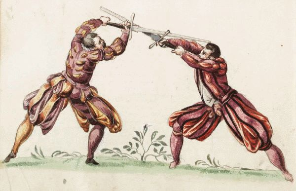Alcala: German Longsword with Joachim Meyer - Scholars of Alcala - Renaissance Sword Fighting (San Diego, CA) - Meetup