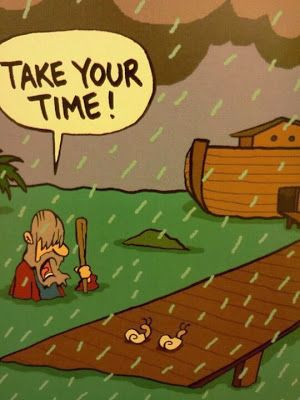 Now primarily remembered for his ark-building skills, few knew of Noah's gift