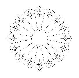 Tin Punch Pattern