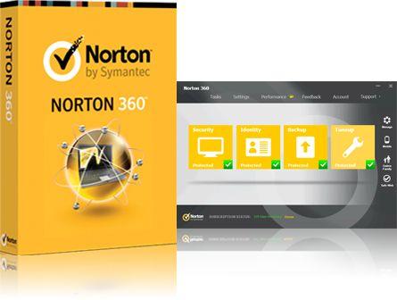 Save $40 + 12% Cashback on #Norton 360 2014