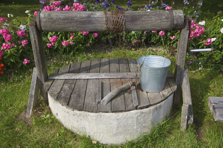 How to Hide a Well Cover in Your Yard in 2020 Septic
