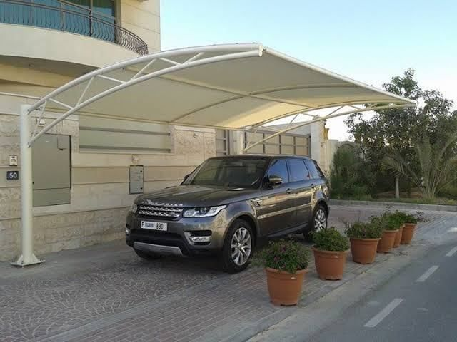 How To Get The Maximum Cooling From Your Car Ac Car Shed Park Shade Car Shade