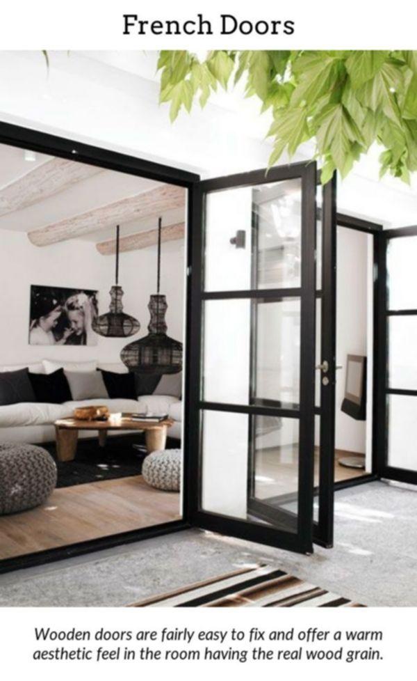 French Patio Doors Exterior Steel Doors Doors Direct 18 Inch