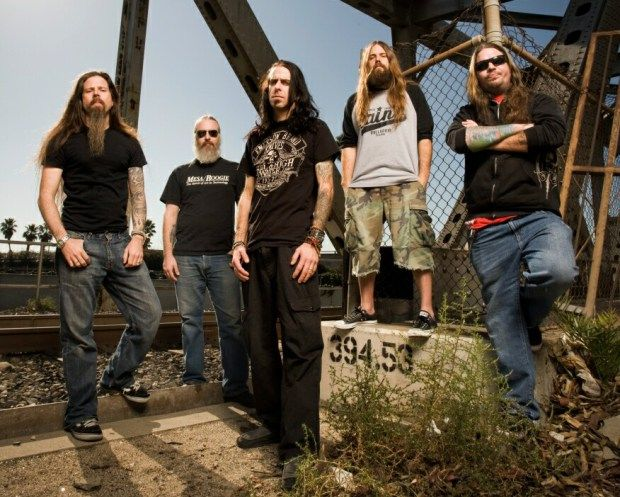 Lamb-of-god-band - Hell and High Water T-Shirt