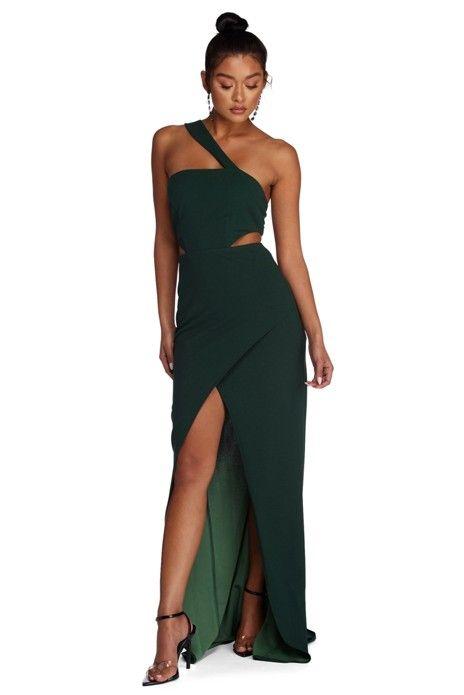 4de906e6730d6 Erica Formal One Shoulder Dress in 2019 | style & beauty | Dresses ...
