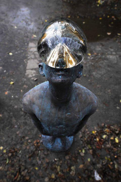 Nazar Bilyk Sculpture 2
