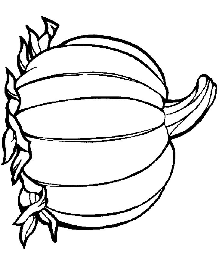 thanksgiving pumpkin coloring pages printables picture 3 - Pumpkin Coloring Sheets Printable