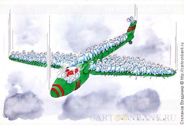 Перелетные птицы в категории Cartoon, Степанов Владимир