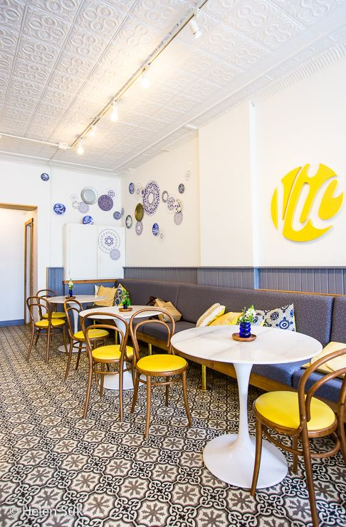 The Vic Cafein Picton is worth a visit just for its clean, sunlit interior of lemon yellows and pale blues. Want to feel like you're in a spread in the latest issue of House & Home magazine? Come here. Click to find out where else to eat in Prince Edward County.