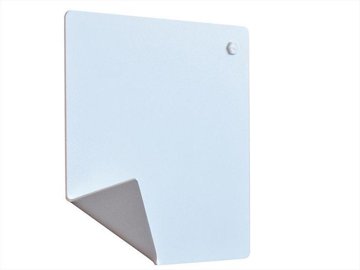 Gancio a parete in acciaio FOLD by pulpo, Ursula L'hoste | design Studio Taschide
