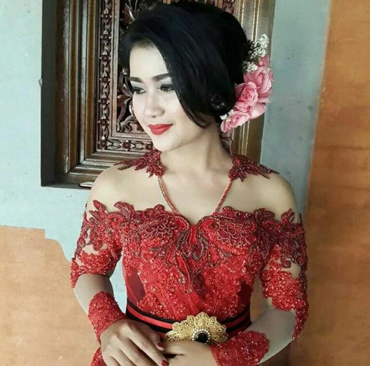Kebaya for ceremony