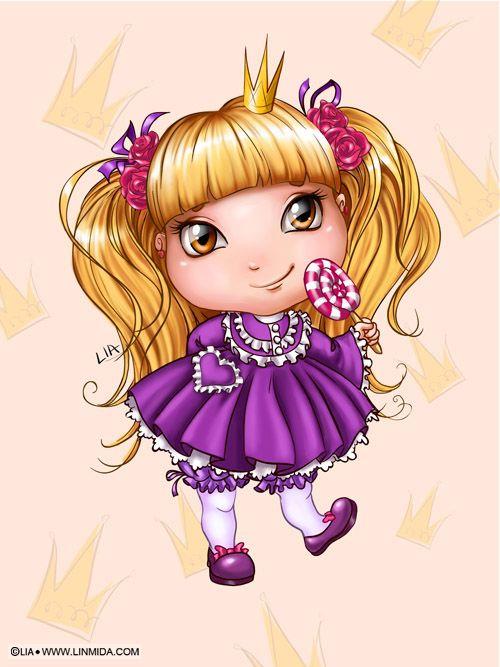 Little Princess Chloe by LiaSelina on deviantART