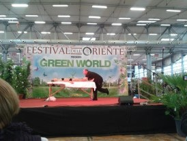 Gaetano De Simone  Festival dell' Oriente   corsi di massaggio a Roma e in Italia
