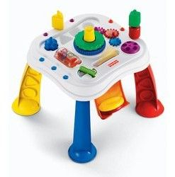 Fisher-Price-Big-Discoveries-Table #toys for newborns #newborn baby toys #playskool toys #discount toys #toys for sale #childrens toys #cheap toys for kids #learning toys #baby learning toys #learning toys for babies #kids learning toys #toddler learning toys #educational toys for toddlers #educational toys for kids