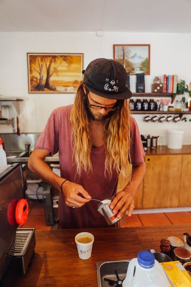 This Byron Bay cafe is a must-visit | Wild Spin of the World #byronbay