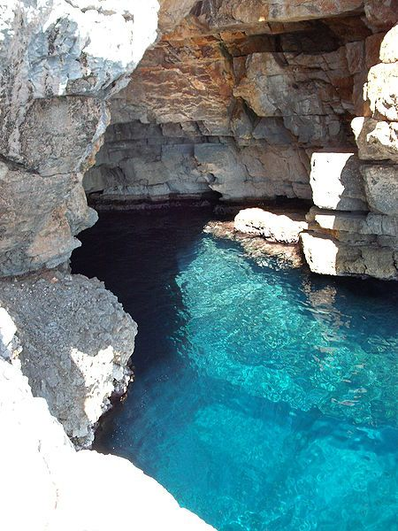 Odysseus Cave, Mljet  http://www.tripadvisor.co.uk/Attraction_Review-g295371-d548269-Reviews-Mljet-Dubrovnik_Dubrovnik_Neretva_County_Dalmatia.html