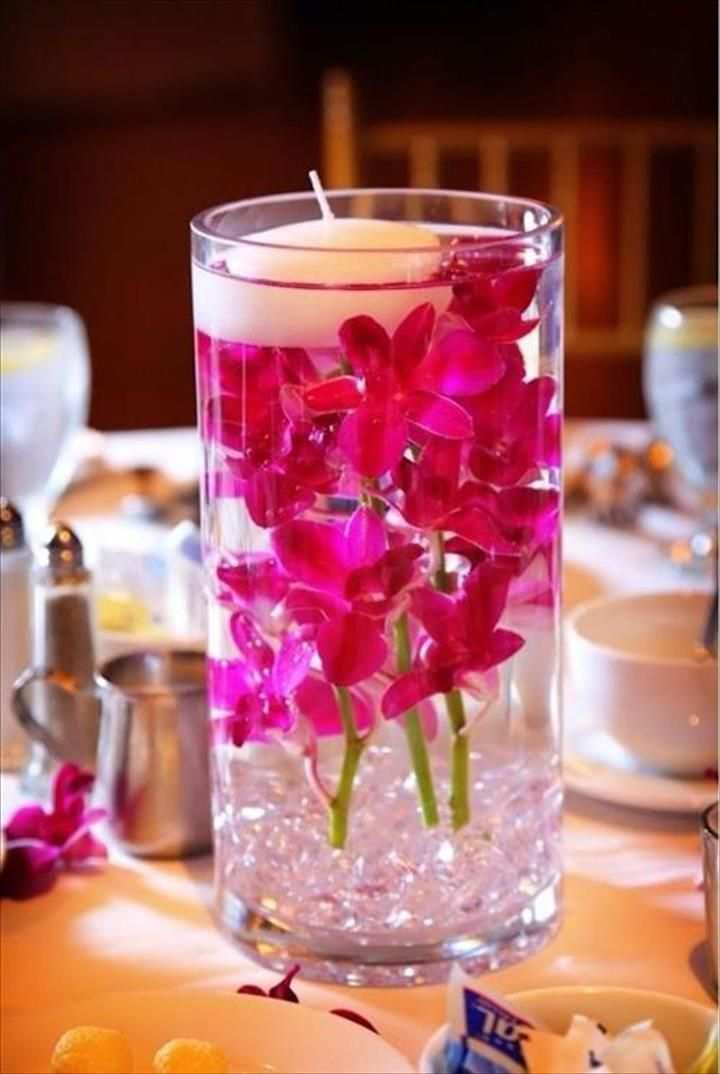 16 Very Easy Diy Wedding Centerpiece Ideas Inexpensive