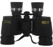8 x 42mm non-slip rubber armoured making them ideal for boating/fishing/camping.  Designed for rough handling, these binoculars offer outstanding value.