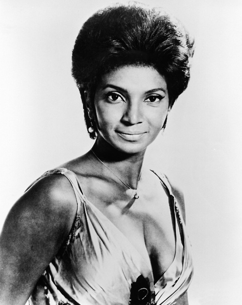 nichols single lesbian women Today, we're oohing and ahhing over these sexy 70 year old women if you're younger than 30 therefore, i have pretty much always known who nichelle nichols was.