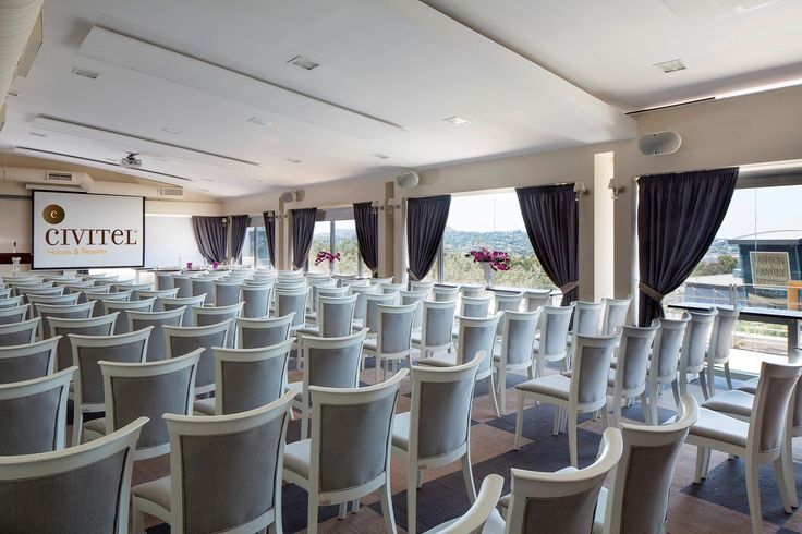 Civitel Olympic features a comfortable range of conference spaces in order to host your business event!