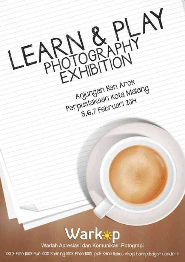 Learn and Play Photography Exhibition