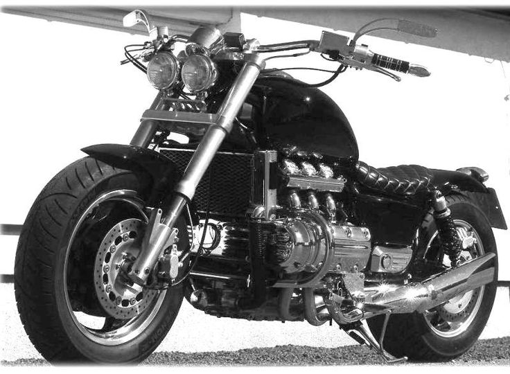honda valkyrie custom bike6 very cool