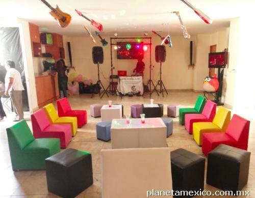 Renta De Salas Lounge Infantiles Súper Precio $1, 400ºº en Coyoacan: teléfono