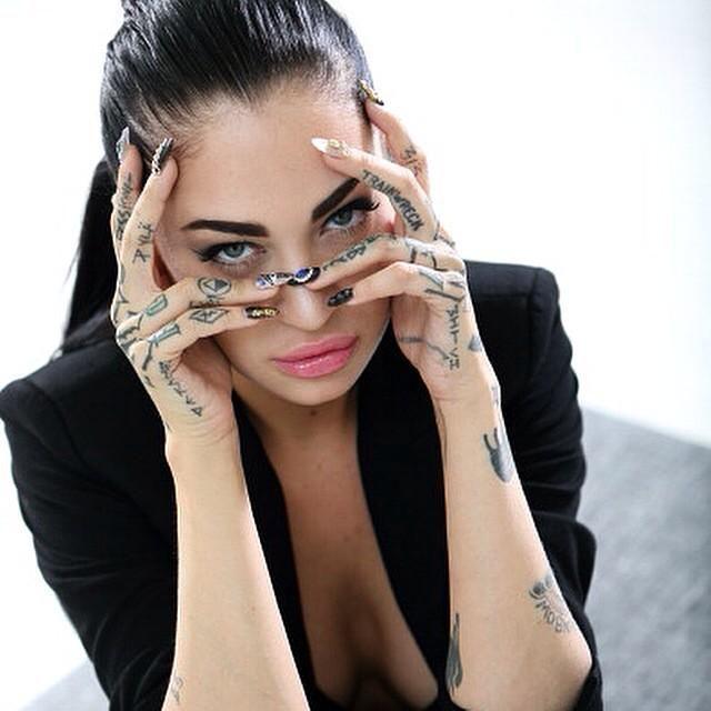 Porcelain Black - artist - singer - alaina beaton