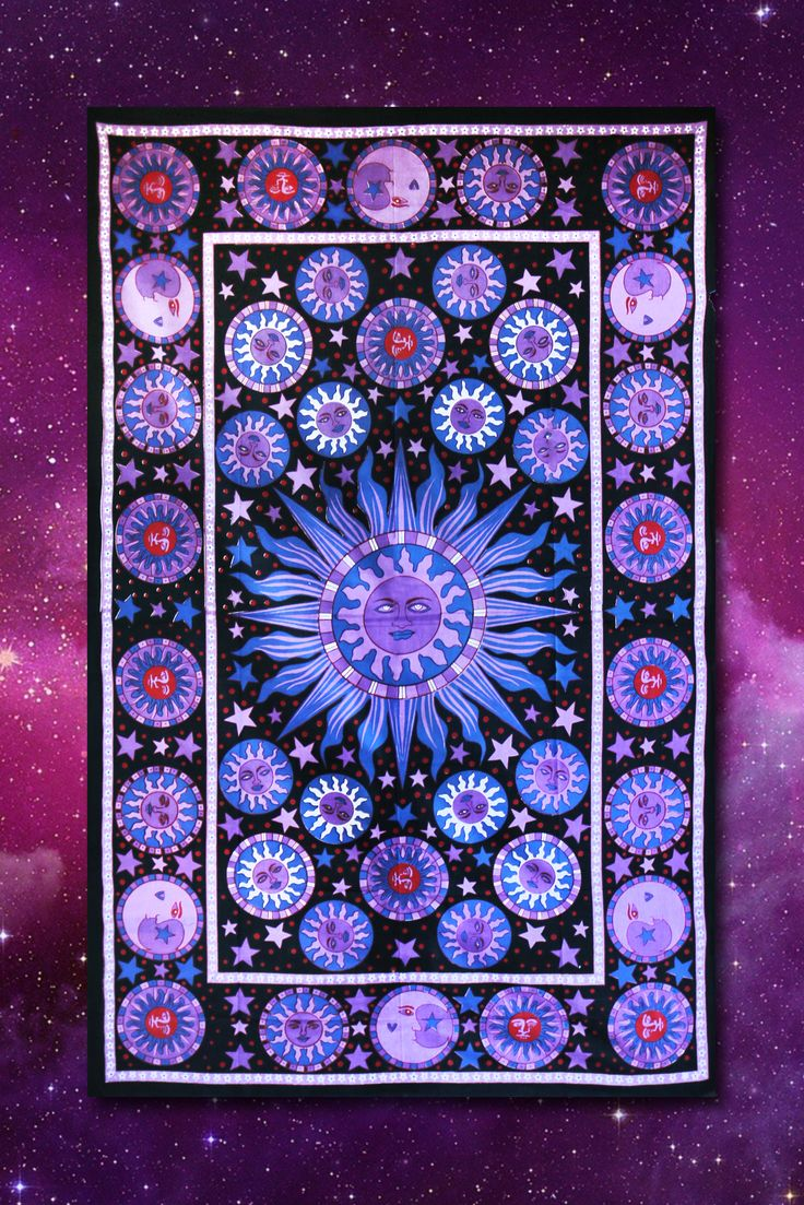 17 best Trippy Hippie Tapestries images on Pinterest | Decorating ...