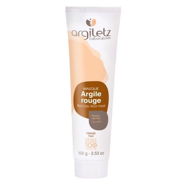 Masque Argile Rouge (peaux sèches ou matures)