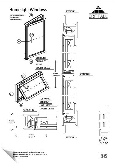 Pj Wiring Diagram 7 Wire Crittall Homelight Sections Details In 2019 Crittall