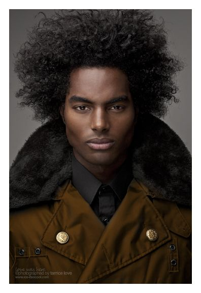 Best Black Men Hair Natural