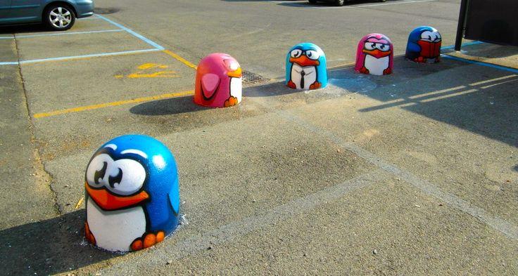 """I """"Pinguini"""" di Pao  """