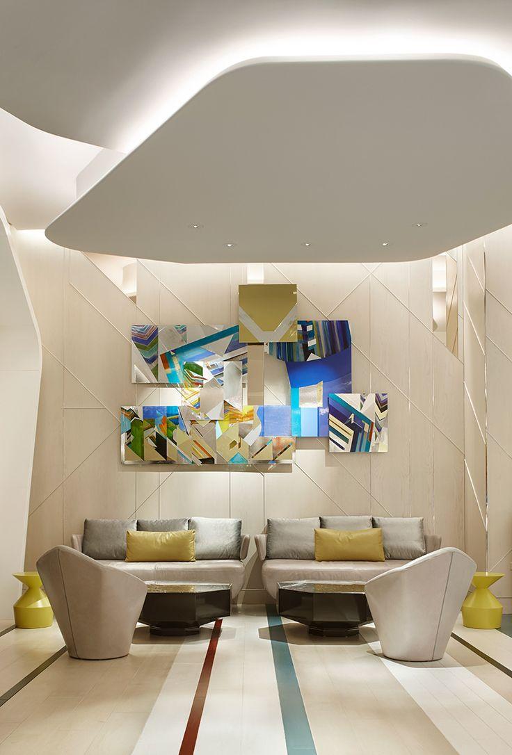 LAGO by Julian Serrano at the Bellagio Resort & Casino in Las Vegas. Interior design by Studio Munge. Architecture by NOVUS.