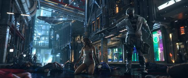 Last week we had the first Cyberpunk 2077 trailer. This is the computer roleplaying game behind created by CD Projekt RED in conjunction with Cyberpunk 207