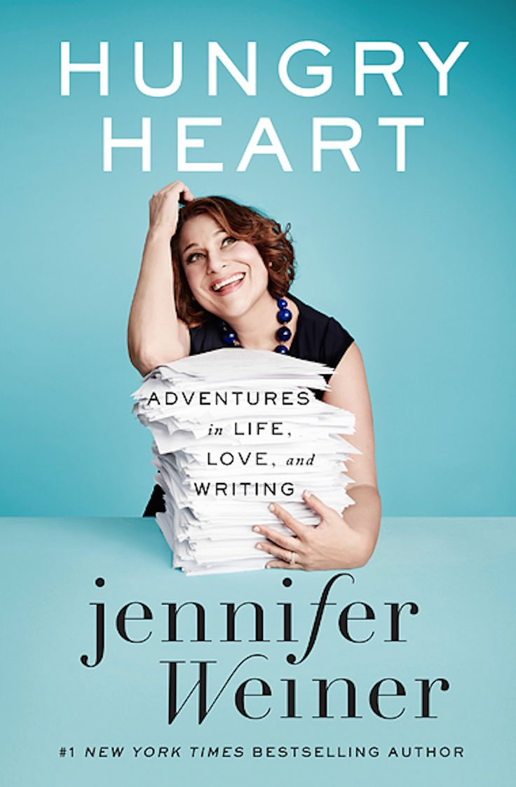 """Hungry Heart"" by Jennifer Weiner"