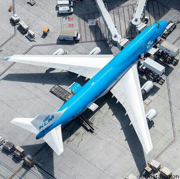 Klm S B747 400