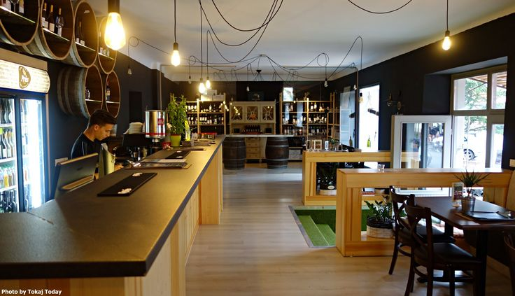 PRÉS: A NEW WINE BAR IN TOKAJ TOWN