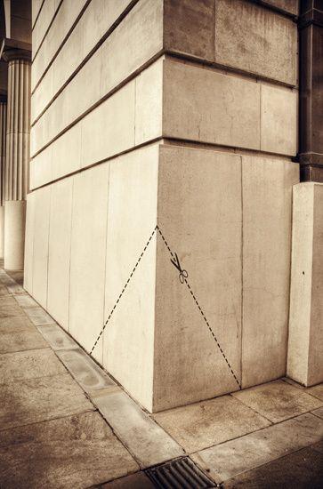 Cut corners