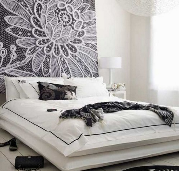 Urban ID Design Studio Portland Oregon Interior Designers Lace Headboard Blog